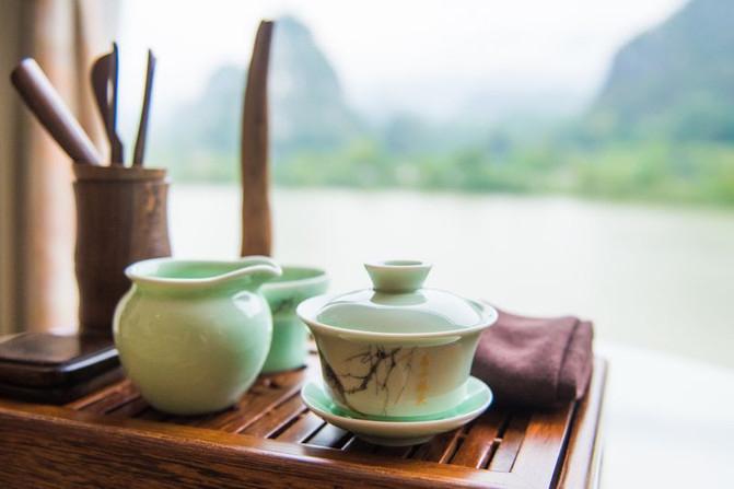 【博識洽聞】Vol.2夏こそ中国茶